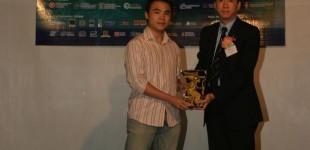 HKDEEA Awards<span> - Mr. Kwai Bun as winner</span>