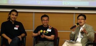 Digital Entertainment Forum<span> - Mr.Kwai Bun & Mr.Raman Hui in Digital Entertainment Industry Forum</span>