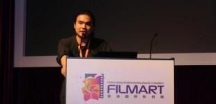 Visual Effect Summit    <span> - Mr. Kwai Bun as speaker at Entertainment Expo HK</span>
