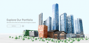 Swire Properties Website